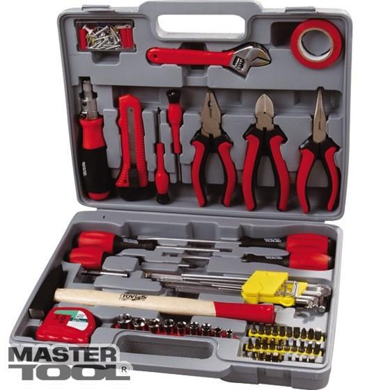 Набор инструмента Mastertool 149 шт. 78-0330
