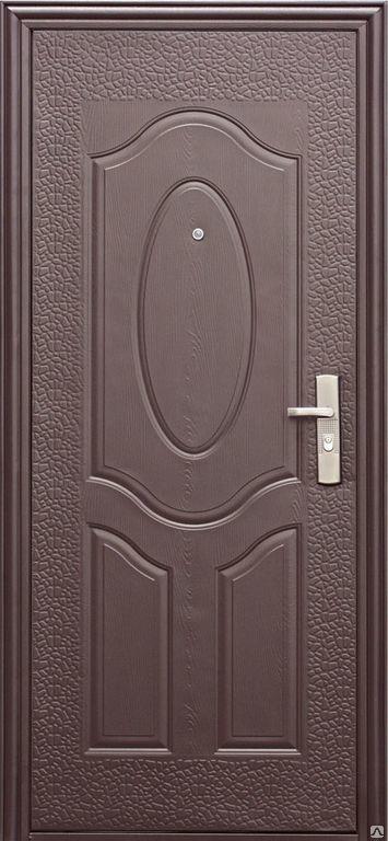 дешевые железные двери эконом