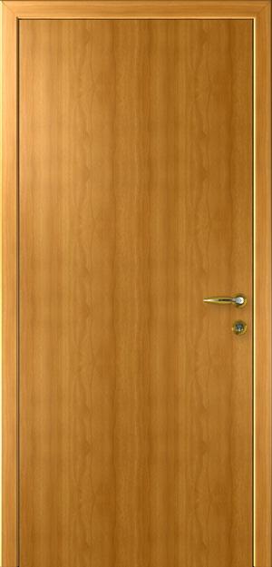Дверное полотно МВФ Гладкое миланский орех