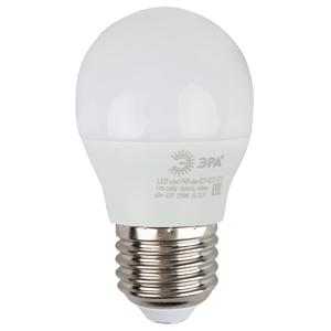 Лампа ЭРА ECO LED smd P45 шар-6W-840-E27