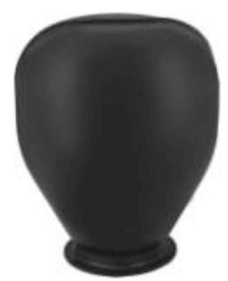 Мембрана для гидроаккум. (черная) ВЕКТОР ВМГА - 24Ч