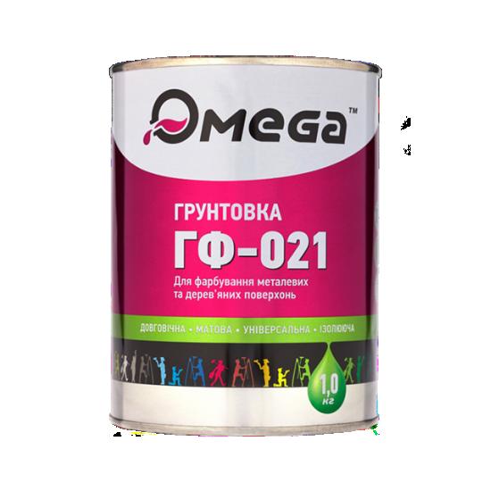 Грунт ГФ-021 Омега 1 кг