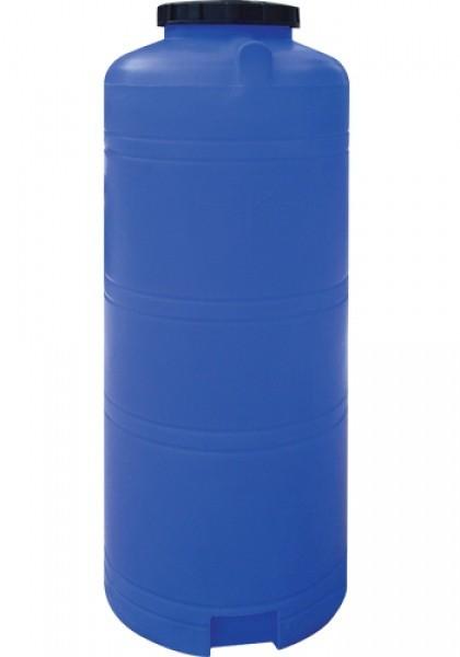 Вертикальная круглая ёмкость выс. 500 л