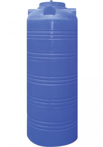 Вертикальная круглая ёмкость евро 750 л