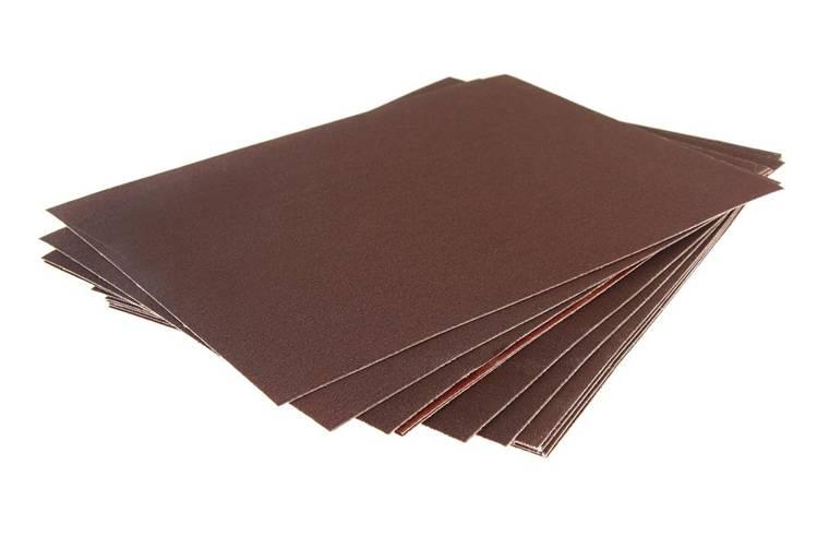 Шлифшкурка на ткани набор